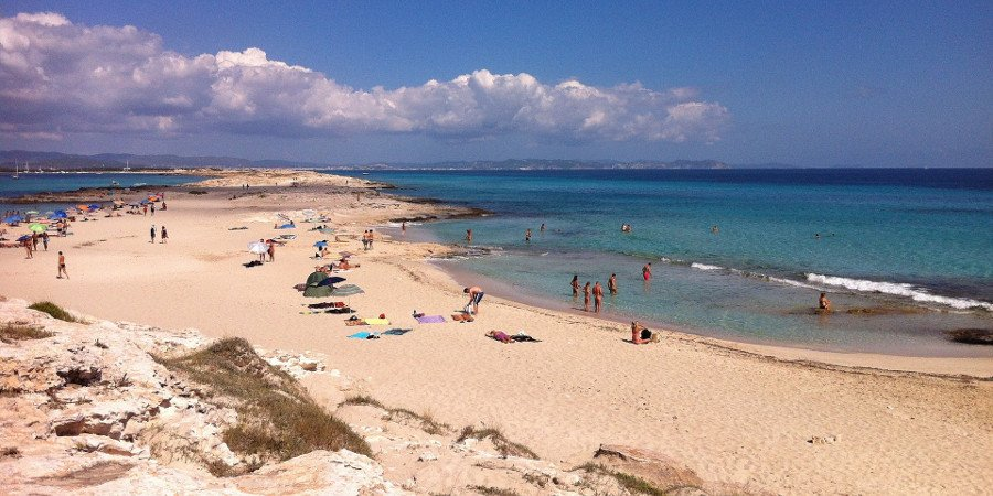 Relax a Formentera